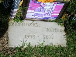 Christopher Chris Johnson, Sr