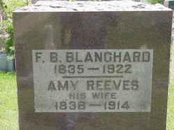 Amanda Amy <i>Reves</i> Blanchard