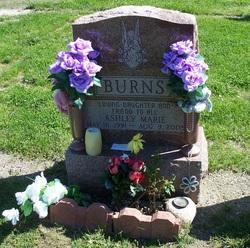 Ashley Marie Burns