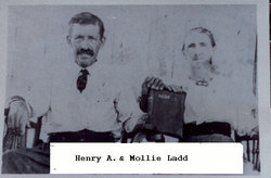 Mary Ann Mollie <i>Murphy</i> Ladd