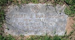 Spec Robert James Burroughs