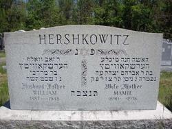 William Hershkowitz