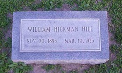 William Hickman Hill