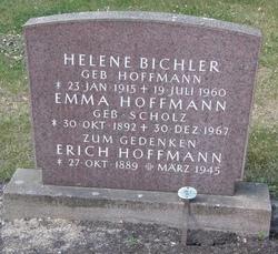 Helene <i>Hoffmann</i> Bichler