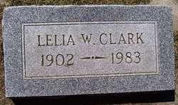 Lelia Blanche <i>Willett</i> Clark