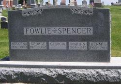 George A Fowlie