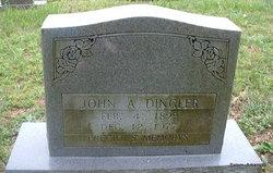 John Allen Dingler