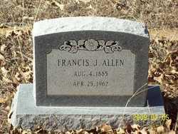 Francis J. <i>McCoy</i> Allen