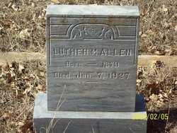 Luther M. Allen