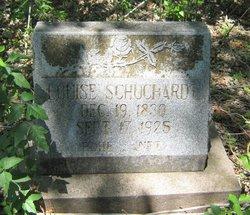 Louise <i>Schmidt</i> Schuchardt