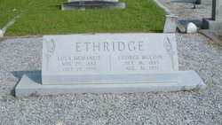 George McCool Ethridge