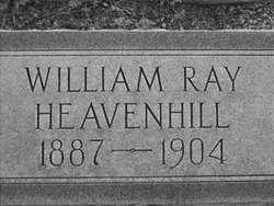 William Ray Heavenhill