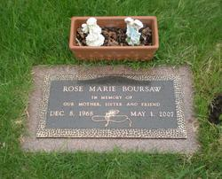 Rose Marie Boursaw