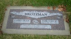 Dorothy Jo <i>England</i> Brotzman