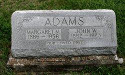 Margaret Mary <i>Dowden</i> Adams