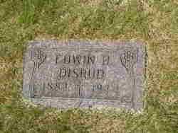 Edwin H Disrud