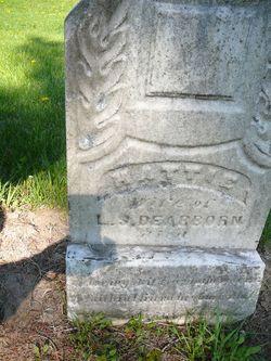 Harriet Deborah Hattie <i>Knapp</i> Dearborn
