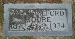 Alice May <i>Wakeford</i> Moore
