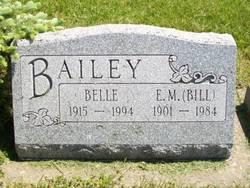 Elliott M Bill Bailey