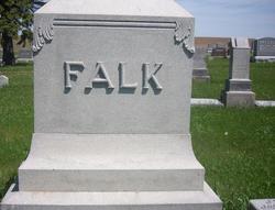 Johan Fredrick Fred Falk