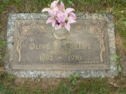 Olive Jane <i>England</i> Phillips