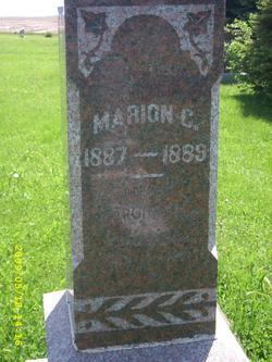 Marion C. Falk