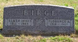 Florence A. <i>Brindle</i> Birge Caldwell
