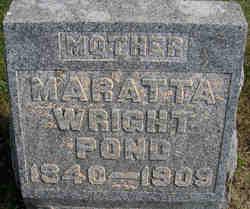 Maratta <i>Emerson</i> Pond