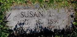 Susan Lorene <i>Thornhill</i> Bennington