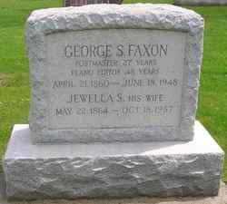 Jewella S. <i>Evans</i> Faxon