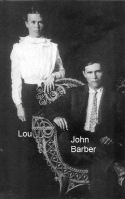 Louiza Lou <i>Benefield</i> Barber