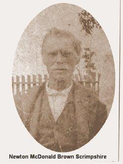 Newton McDonald Brown Schrimpshire