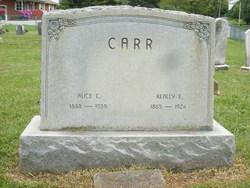 Alice C Carr