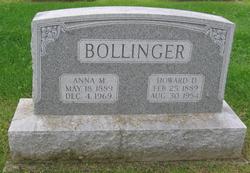 Howard D Bollinger