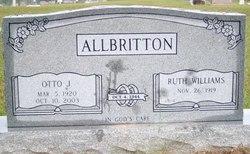 Otto J. Allbritton