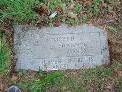 Joseph Shannon Jones
