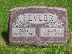 May <i>VanDeventer</i> Pevler