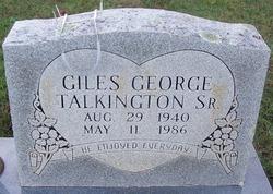 Giles George Talkington, Sr