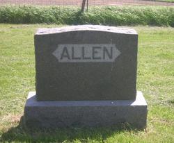 Almira Jane <i>Ostrander</i> Allen