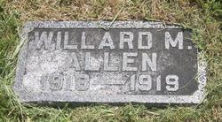 Willard M. Allen