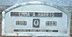Emma A. Harris