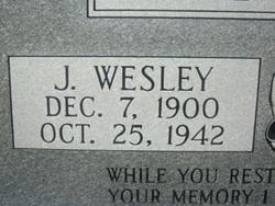 John Wesley Mitchum