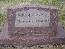 Pvt William Archie Jones, Jr