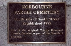 Norbourne Parish Cemetery