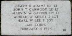 Lieut Joseph B. Adams