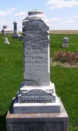 James C Cunningham