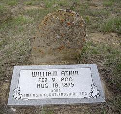 William Atkin