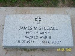 James Milton Stegall