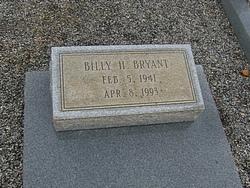 Billy H. Bryant