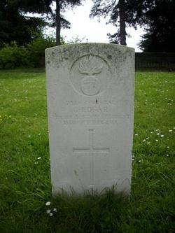 Corporal George G Edgar